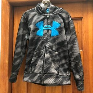 Under Armour Shirts & Tops - Under Armour full zipper hoodie